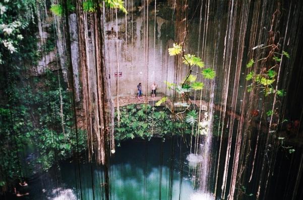 Cenote Ik Kil 3