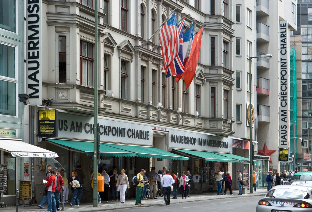 Checkpoint Charlie and The Mauer Museum