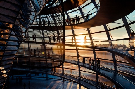 Reichstag Dome 2