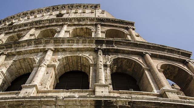 Caesar_s footsteps in Rome