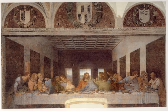"""The Last Supper"" in Milan"