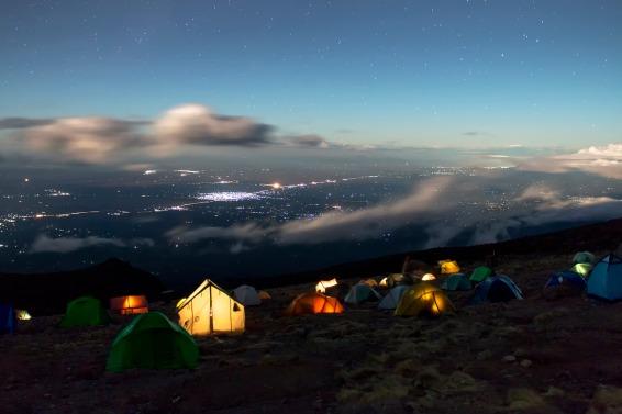 Kilimanjaro - Barranco Camp