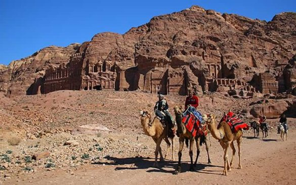 Trek to Petra 2