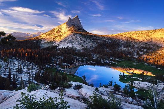 Yosemite Grand Traverse