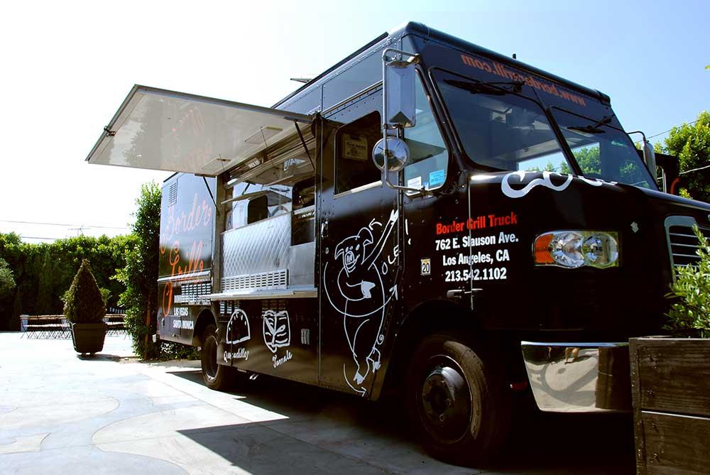 Border Grill Truck