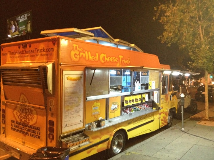 The Grilled Cheese Truck - LA