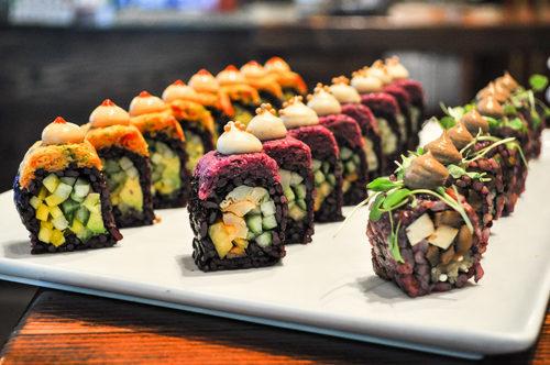 Beyond Sushi, New York