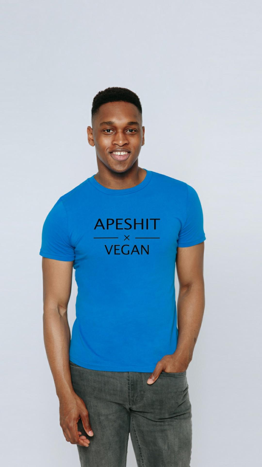 Apeshite vegan BB blue