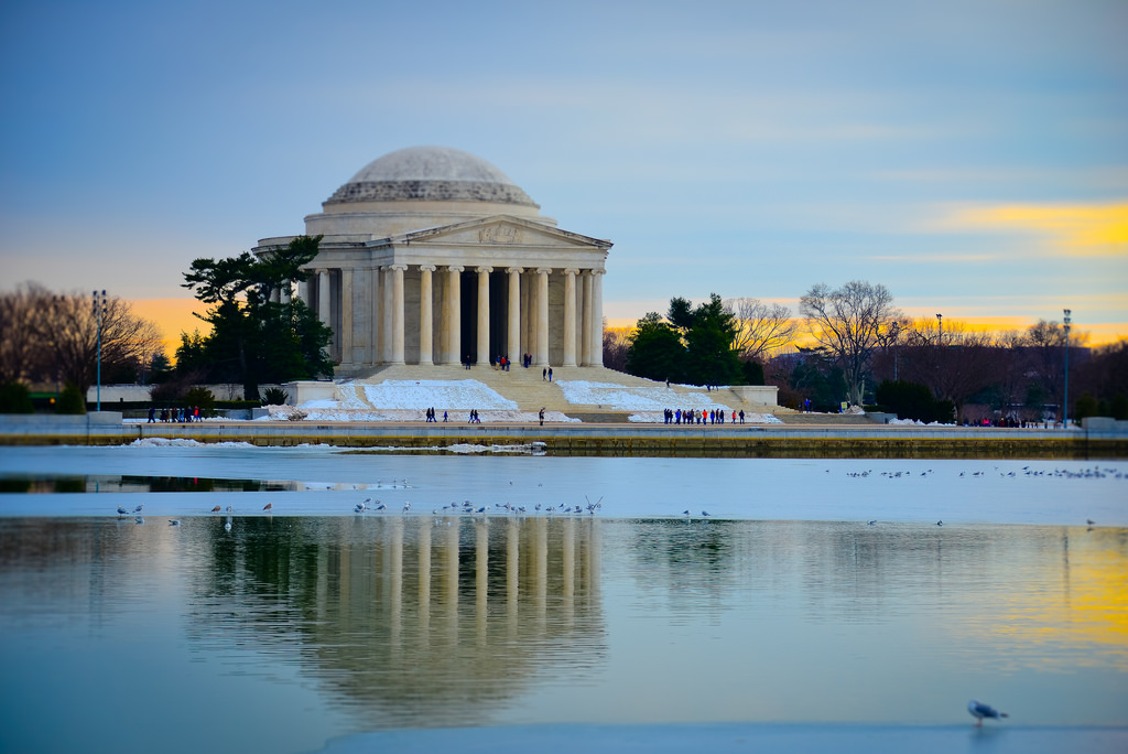 Jefferson Memorial and Tidal Basin.jpg