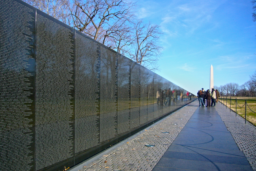 national mall and veterans memorials